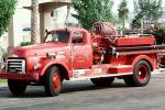 GMC Fire Engine, Van Pelt, Westside Fire District, San Carlos California, 1950s, DAFV08P04_11