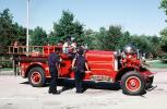 1927 Ahrens-Fox, Triple Combination Pumping Fire Engine, chrome ball, 1920's, DAFV09P03_10