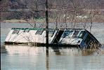 Flooded Trailer Home, House, Louisville, Kentucky, DASV02P14_11