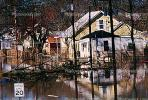 Flooded Home, House, Louisville, Kentucky, DASV03P01_14