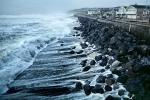 Stormy Weather, Storm Swells, Pacifica California, Rough Ocean, turbulent, DASV04P15_04