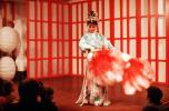 Chinese Dance, Plume Dance, March 1973, 1970s