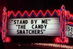 The Candy Snatchers, Castro Theater, marquee, EFCD01_003