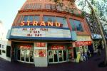Strand, marquee, building