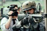 M16 Rifle, Operation Kernel Blitz, anti terrorist drill, urban warfare training
