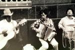 Mexican Band, Guitar, Accordion, Snare Drum, Mexico City, EMAV01P11_08