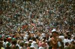 Audience, People, Crowds, Spectators, JFK Stadium, Live Aid Benefit Concert, 1985, EMCV01P07_03