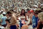 Audience, People, Crowds, Spectators, JFK Stadium, Live Aid Benefit Concert, 1985, EMCV01P07_11