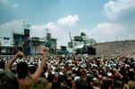 Audience, People, Crowds, JFK Stadium, Live Aid Benefit Concert, 1985, Philadelphia, Spectators, EMCV01P08_08