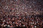 Audience, People, Crowds, JFK Stadium, Live Aid Benefit Concert, 1985, Philadelphia, Spectators, EMCV01P08_11