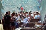 Audience, People, Crowds, JFK Stadium, Live Aid Benefit Concert, Philadelphia, Spectators, 1985, EMCV01P09_08
