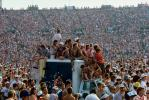 Audience, People, Crowds, JFK Stadium, Live Aid Benefit Concert, 1985, Philadelphia, Spectators, EMCV01P09_15