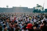 Audience, People, Crowds, JFK Stadium, Live Aid Benefit Concert, 1985, Philadelphia, Spectators, EMCV01P10_06