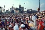 JFK Stadium, Live Aid Benefit Concert, 1985, Philadelphia, Audience, People, Crowds, Spectators, EMCV01P10_18