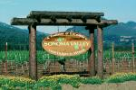 Sonoma Valley, California, Sign, Marker, FAVV02P09_14