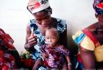 Mother Feeding a Child, Well Baby Clinic, FDJV01P02_07