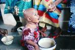 Mother Feeding a Child, Well Baby Clinic, FDJV01P02_10