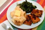 Tofu, spinach, Baked Potato, FDNV01P06_19.0944