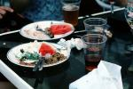 Roasted Pig, Roast, Plastic Cups, Watermelon, FDNV02P03_10