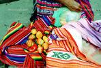 Woman, Women, Open Air Market, Santa Cruz Del Quiche, Guatemala
