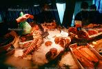 Lobster Tails, Seafood, Lox, Paris, France, FGEV01P08_14