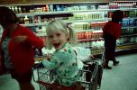 laughing child, Supermarket Aisles, FGNV01P01_09