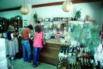 Wine Store, shoppers, bottles, counter, FGNV01P01_17