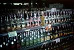 Bottles, hard Liquor, store, racks, Supermarket Aisles, FGNV01P04_01