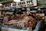 Farmers Market, Frozen Fish, Crab, , steamed, seafood, shellfish, FGNV01P06_19