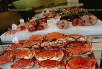 crab, steamed, seafood, shellfish