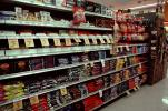 candy, sweets, Grocery Aisle, Supermarket, Supermarket Aisles