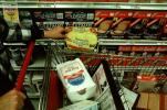 Baking, Shopping Cart, Grocery Aisle, Supermarket, Flour, Cake, Supermarket Aisles, FGNV01P09_11