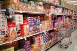 Cereal aisle, Supermarket Aisles, FGNV01P11_11