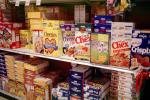 Cereal aisle, Supermarket Aisles, FGNV01P11_13