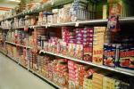 Cereal aisle, Supermarket Aisles, FGNV01P11_16