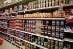 canned coffee aisle, Supermarket Aisles