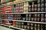 canned coffee aisle, Supermarket Aisles, FGNV01P12_05