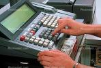 Cash Register, Convenience Store, cashier, C-Store, cash, cashier, transaction, keypad