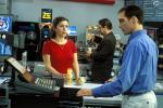 Cash Register, Convenience Store, cashier, C-Store, Customer, Shopper, Orange Juce