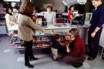 Customer, Shopper, Man, Woman, Couple, Child, Boy, Cashier, Convenience Store, C-Store