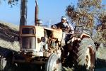 Tractor, Mechanized Farming, Tutshami, Iran