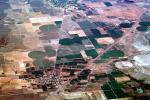 Fields, patchwork, checkerboard patterns, farmfields, FMNV06P12_17