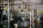Milk Bottling Plant, Pipes, crank handles, machinery, FPDV01P01_11