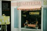 Latteria, Milk Store, Window, Awning, FPDV01P03_01