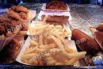 french fries, corn dog, junk food, deep-fried, FPRV02P03_14