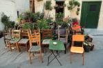 Chairs, Athens Greece, FRBV04P07_07.0951