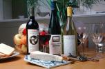 Wine Bottles, Brie, Cheese, Corkscrew, corker, bottle opener, cork, FTBV01P05_14