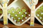 White Wine, Bottle Rack, ribbons, awards, FTBV01P07_13