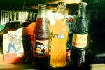 Crush, Hires, NEH, soft drinks in a bottle