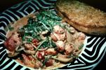 linguine and clams, french toast, Seafood, Shellfish